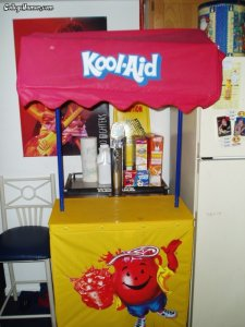 CF Kool-Aid anyone?
